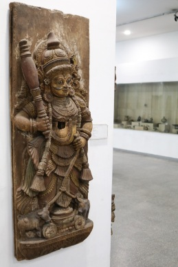 Artifact in India's National Museum