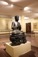 Buddha Artifact in India's National Museum
