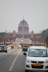 Rashtrapati Bhavan (Equivalent of the White House)