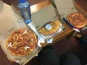 Ordered In Domino's Pizza (WOWZA IT WAS GOOD)