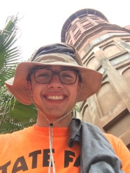 Do I look like a tourist?
